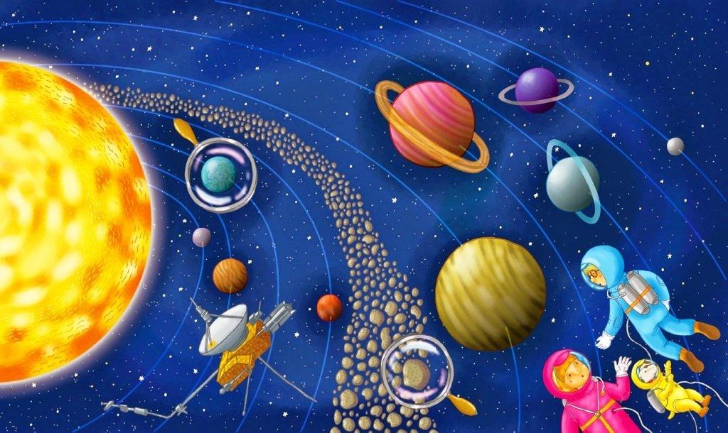 02 травня - Міжнародний день астрономії. Все-все про загадкову ...