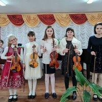 У дитячій школі мистецтв №4 відбувся щорічний конкурс на краще виконання п'єс