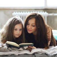 Keepsake (пам'ятка) «Батькам про читання дітей в сім'ї» від бібліотеки Хортицького району (вул. Василя Сергієнка, 11)